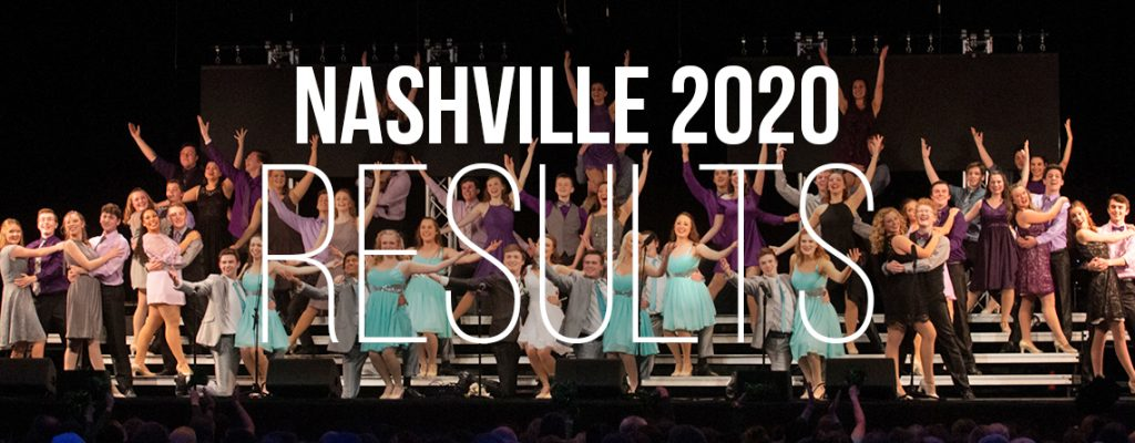 Nashville Heart of America Show Choir and Concert Choir