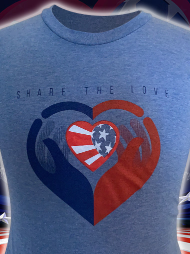 The Share the Love T-Shirt