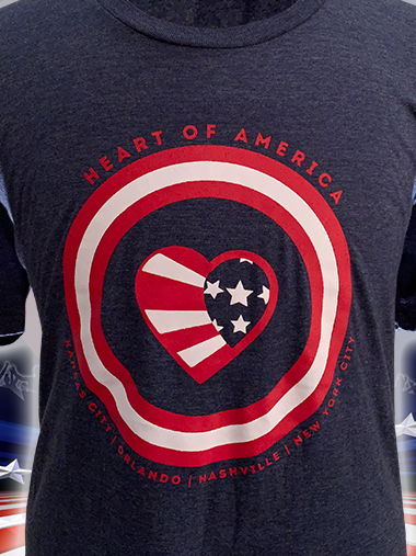 The Circle the Heart T-Shirt