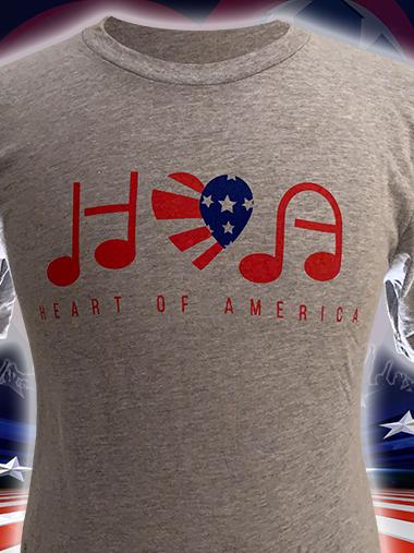 The Original Heart of America T-Shirt